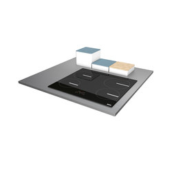 Creative Stainless Steel Worktop Prep Module | Metal panels | Franke Kitchen Systems
