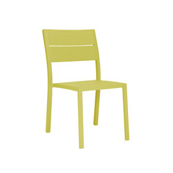 DUO SIDE CHAIR | Chairs | JANUS et Cie