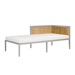 HATCH MODULE CHAISE LEFT | Divani | JANUS et Cie