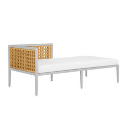 HATCH MODULE CHAISE RIGHT | Divani | JANUS et Cie