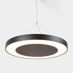 Flat Moon eclips | Suspended lights | Modular Lighting Instruments