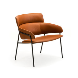 Strike Lo | Lounge chairs | Arrmet srl