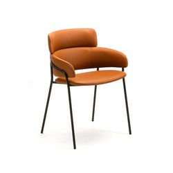 Strike | Restaurant chairs | Arrmet srl