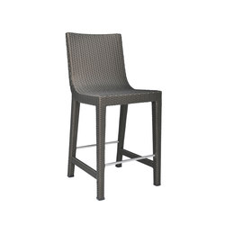 QUINTA FULLY WOVEN COUNTER STOOL | Bar stools | JANUS et Cie