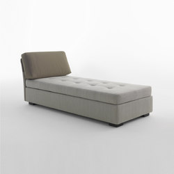 Figi Isolino E02 | Chaise longue | CASAMANIA & HORM