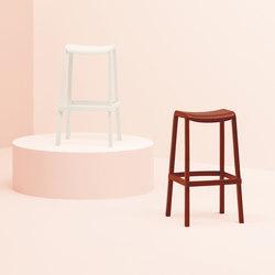 Dome barstool | Bar stools | PEDRALI