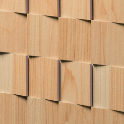 Essences | Cedar Mosaic 3D | Ceramic tiles | Marca Corona