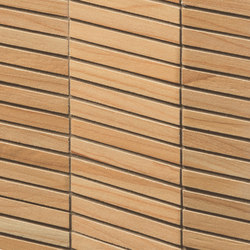 Essences | Cedar Tatami 3D | Ceramic tiles | Marca Corona