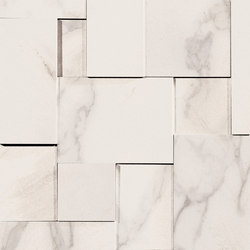 Deluxe | White Brick | Ceramic tiles | Marca Corona