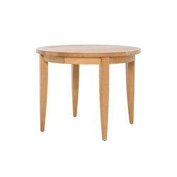 RELAIS DINING TABLE ROUND 99 | Restaurant tables | JANUS et Cie
