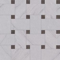 Deluxe | Grey Tess Treccia | Bodenfliesen | Marca Corona
