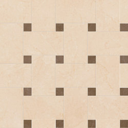 Deluxe | Beige Tess Treccia | Piastrelle ceramica | Marca Corona