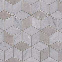 Deluxe | Grey Tessere Rombi | Ceramic tiles | Marca Corona