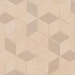Deluxe | Beige Tessere Rombi | Ceramic tiles | Marca Corona