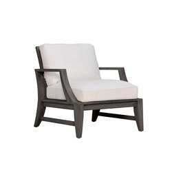 RELAIS LOUNGE CHAIR | Armchairs | JANUS et Cie