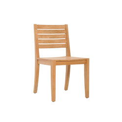 RELAIS SIDE CHAIR | Restaurant chairs | JANUS et Cie