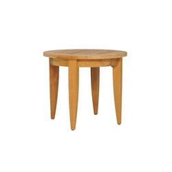 RELAIS SIDE TABLE ROUND 62 | Side tables | JANUS et Cie
