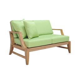 RELAIS SOFA 2 SEAT | Garden sofas | JANUS et Cie