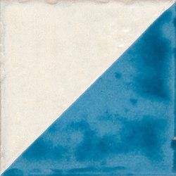 Jolie | Blanc Turquoise Triangolo | Ceramic tiles | Marca Corona