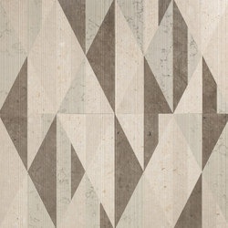 Opus | Tangram anice | Natural stone panels | Lithos Design