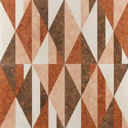 Opus | Tangram masala | Natural stone panels | Lithos Design