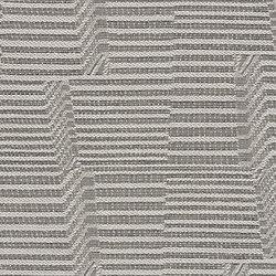 Seismic Shift | Aluminum | Möbelbezugstoffe | Luum Fabrics