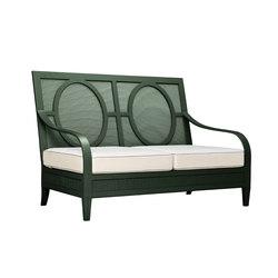SAVANNAH SOFA 2 SEAT | Garden sofas | JANUS et Cie