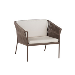 Weave CLUB ARMCHAIR | Garden armchairs | Point