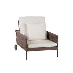 Weave RECLINING ARMCHAIR | Garden armchairs | Point