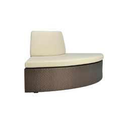 SEE! CLOSED MODULE CONVEX 90 | Modular seating elements | JANUS et Cie