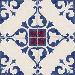 Jolie | Blanc Bleu Trama C/4 | Ceramic tiles | Marca Corona