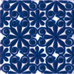 Jolie | Bleu S/2 | Ceramic tiles | Marca Corona