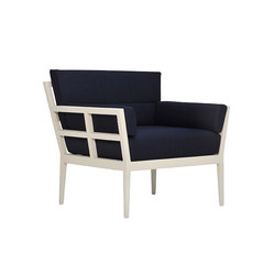 SLANT LOUNGE CHAIR | Armchairs | JANUS et Cie