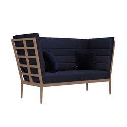 SLANT SETTEE 2 SEAT | Sofas | JANUS et Cie