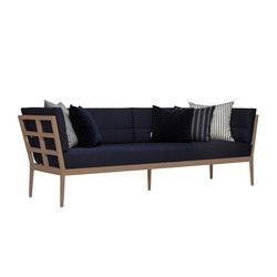 SLANT SOFA 3 SEAT | Divani | JANUS et Cie
