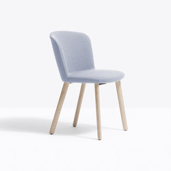Nym Soft 2832 | Chairs | PEDRALI