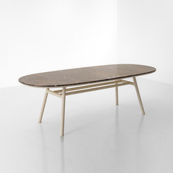 Medeo | Dining tables | Zoom by Mobimex