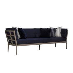 SLANT SOFA 3 SEAT | Sofas | JANUS et Cie
