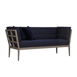 SLANT SOFA 2 SEAT | Sofas | JANUS et Cie