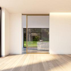 Portapivot Slideways 6530 | bronze anodized | Portes intérieures | PortaPivot