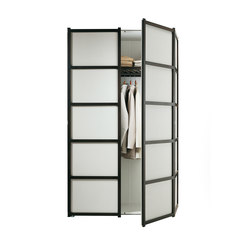 Solaio Wardrobe | Cabinets | CASAMANIA-HORM.IT