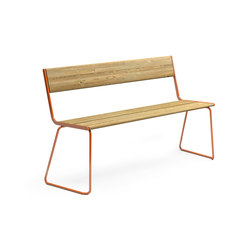 April Go bench | Benches | Vestre