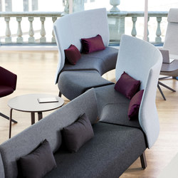 Zones Modular Seating | Sofas | Teknion