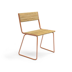 April Go chair | Chaises de restaurant | Vestre