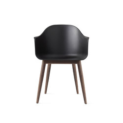 Harbour Chair | Wood base | Sedie | MENU