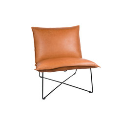 Earl black epoxed high back | Armchairs | Jess