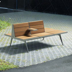 Atlas bench | Bancos | Vestre