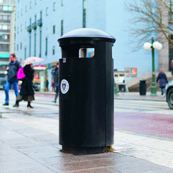 City litter bin | Waste baskets | Vestre