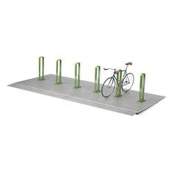 Parklet 2.0 | Soportes para bicicletas | Vestre