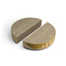 Stripes bench | Sitzbänke | Vestre
